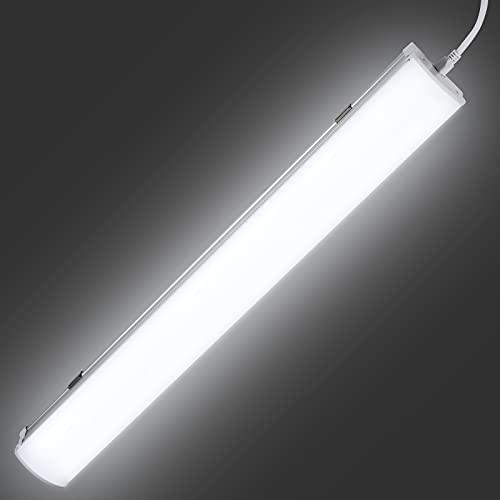 Fluorescente Led 60CM, Leelike 18W Luz de tubo LED 1980LM IP65 Luminaria...