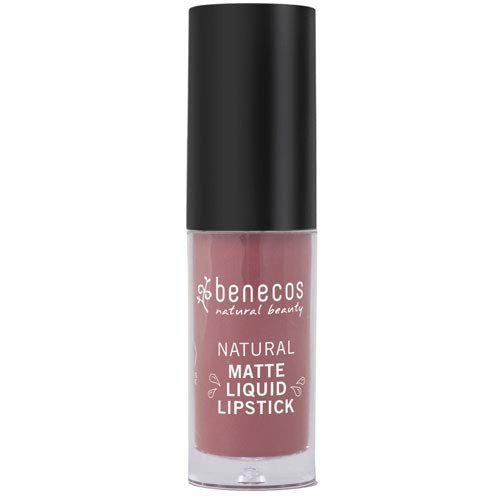 benecos Bio benecos Matte Liquid Lipstick rosewood romance (1 x 5 ml)