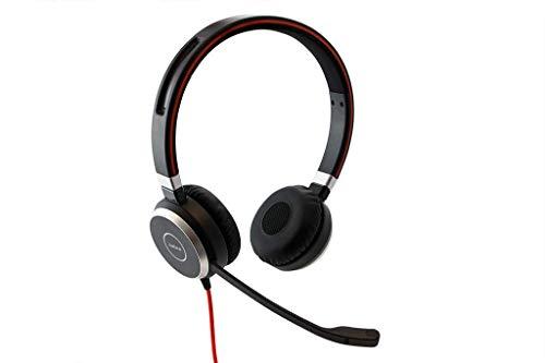 Jabra 6399-829-289 Evolve 40 UC Stereo USB-C Schwarz
