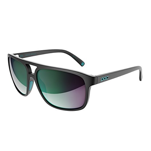 POC Wonder - Gafas de esquí unisex, color negro (bluck black), talla única