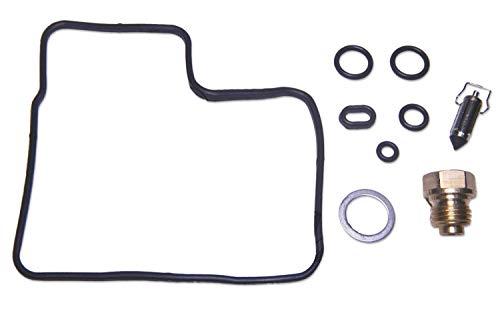 DP 0101-191 Carburetor Rebuild Repair Parts Kit Compatible with Honda 87 VT700C Shadow 700, 88 VT800C Shadow 800, 87-89 VT1100C Shadow 1100