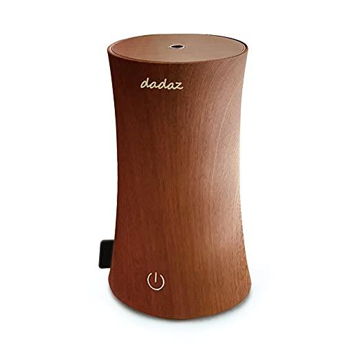 dadaz 超音波式アロマディフューザー 250ml 卓上 コンセント エッセンシャルオイル