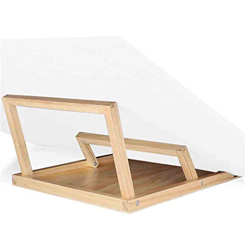 Lavievert Assembly Jigsaw Puzzle Bracket/Holder with Double Adjusting Rods for Puzzle Boards of Varied Sizes - Comes with no Puzzle Board
