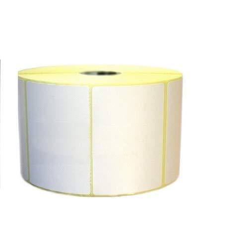 76x51 mm ThermoEtiketten Rolle mit 1.370 Etiketten Zebra,Citizen,Intermec, TEC