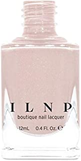ILNP Rumor Has It - Light Creme Neutral Nude Nail Polish, Subtle Holographic, Chip Resistant, 7-Free, Non-Toxic, Vegan, Cruelty Free, 12ml