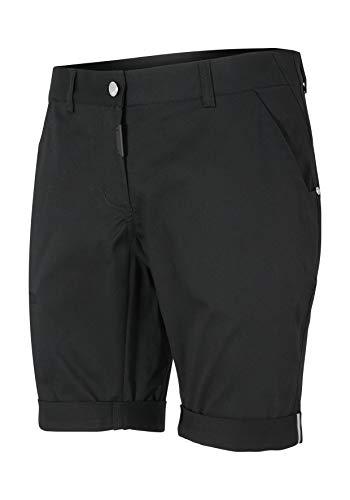 Ziener Damen Roya Lady (Shorts) Outdoor, Black, 36
