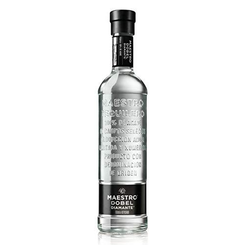 Tequila marca Maestro Dobel