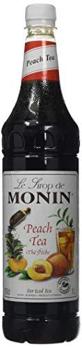 Monin Pfirsich-Tee Teekonzentrat, 1,0L PET 1er