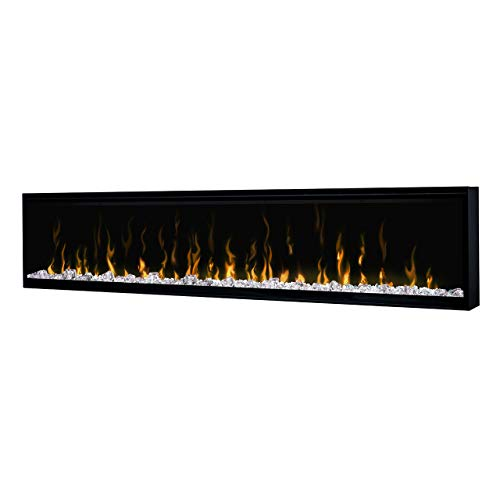 Dimplex XL74 Ignite XL Built-In Linear Electric Fireplace 74