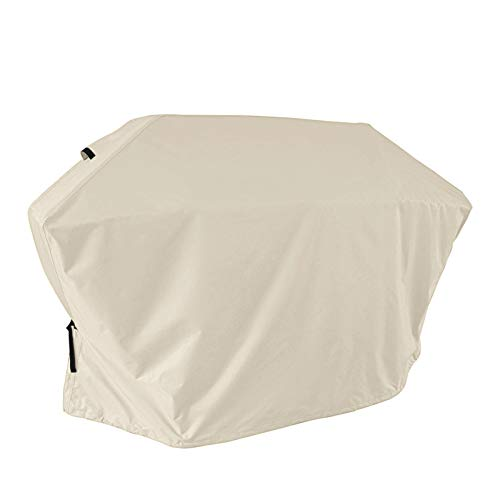 Porch Shield Waterproof 600D Heavy Duty Barbecue Gas Grill Cover - Outdoor BBQ Grill Protector - Up to 64 inches
