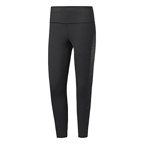 adidas Damen Supernova 7/8 Reflective Tights, Black, M