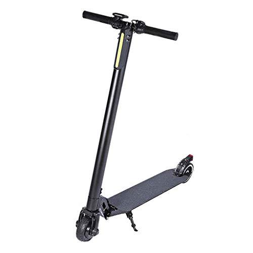 SHENRQIA Scooter Electrico-Patinete Electrico Adulto Y Niño,Velocidad Máxima25 Km/H Un Sistema De Fuente De Luz LED, Sin Miedo Al Salir por La Noche