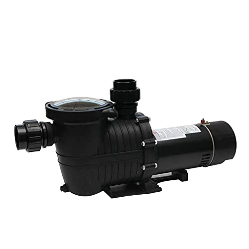 Swimming Pool Pump PureBy J11501 1.5HP Powerful 4800GPH Dual Voltage 115/230V w/ Voltage Switch