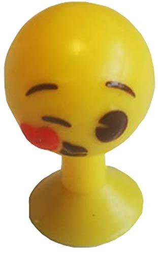 Emoji® Emojis Chris Kiss Sammelfigur Aldi Sammelaktion + Karton + Schutzbeutel