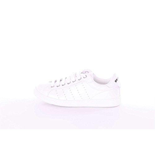 DSquared , Herren Sneaker Gr. 36, weiß