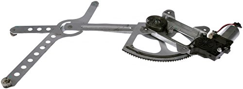 Dorman 741-655 Front Driver Side Power Window Regulator and Motor Assembly for Select Chevrolet / GMC Models