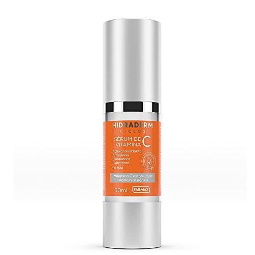 Hidratante Farmax Serum Vitamina C Clareia as Manchas 30ml