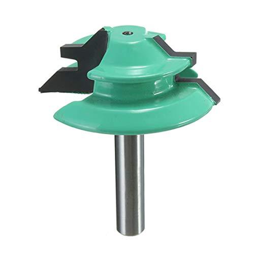 Broca para fresadora de 1/2 pulgada de diámetro de hoja de 1-3/8...