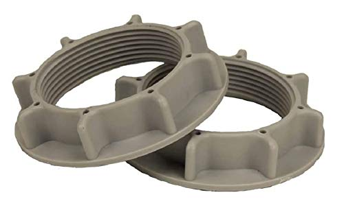Intex Replacement Strainer Nut for Large Above Ground Pools # 10256 by River Toyz