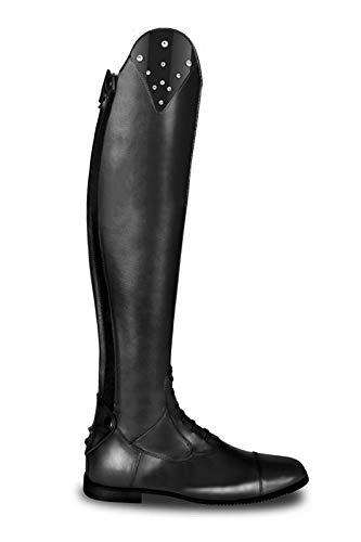 Cavallo Reitstiefel Signature V-top Lack und Strass - Size 6-49/37