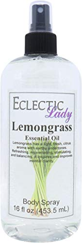 Top 10 Best lemongrass essential oil spray Reviews