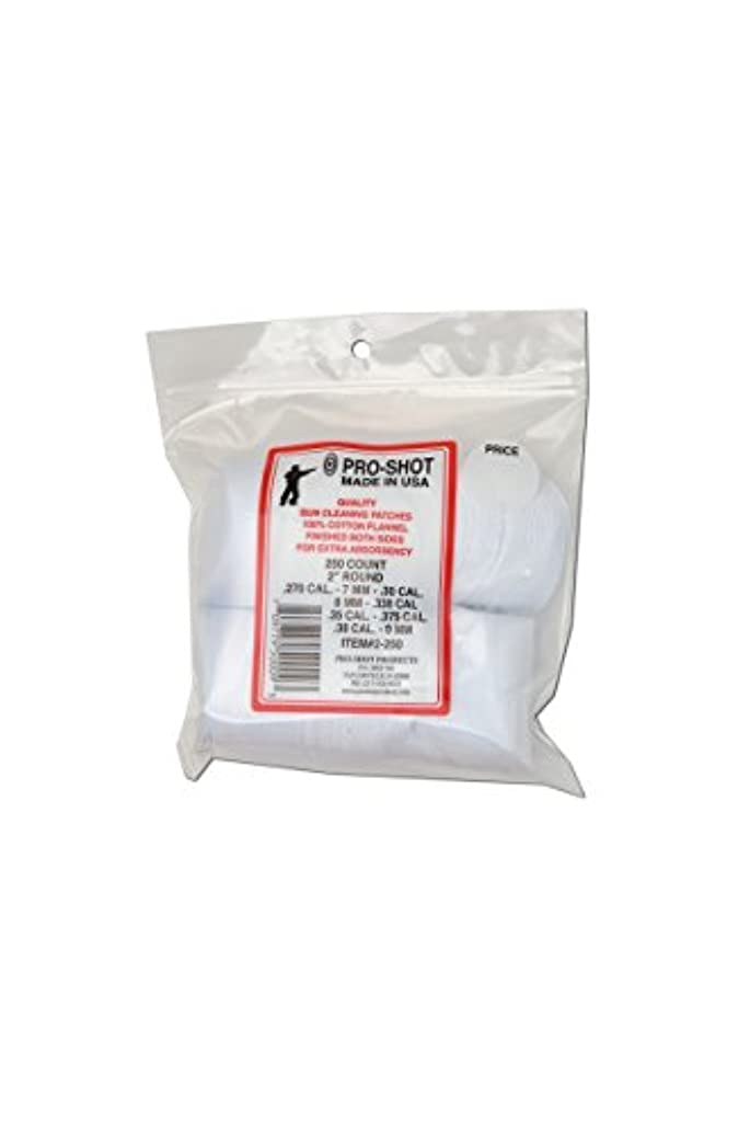 Pro-Shot Products 100% Cotton Flannel Patches
