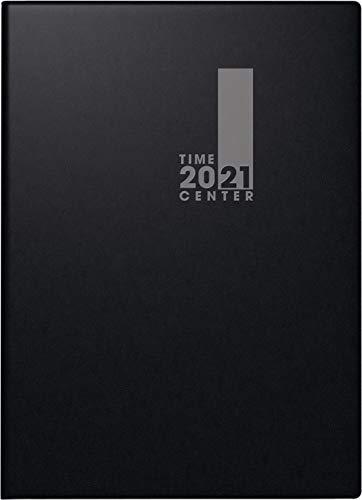 Baier & Schneider BRUNNEN 1072856901, Wochenkalender/Taschenkalender 2021 TimeCenter, Modell 728