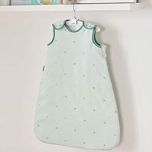 Clair de Lune Lullaby Stars slaapzak (0-6 maanden) Newborn Munt