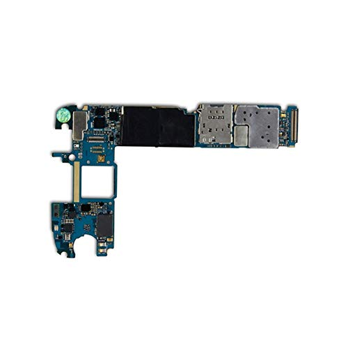 HUOGUOYIN Logikplatine Fit for Samsung Galaxy S6 Motherboard G920F G920P G920A G920T G920I G920V Mainboard mit Android-System (Color : G9208)