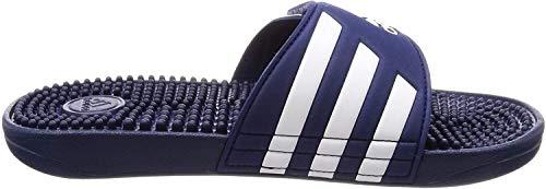 adidas Adissage, Unisex-Erwachsene Dusch- & Badeschuhe, Blau (Azul 000), 39 EU (6 UK)