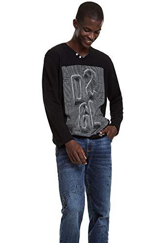 Desigual - Camiseta Ezequiel