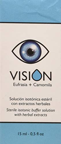 Biover Vision Kamille + Eufrasia, 15 ml, per stuk verpakt (1 x 1 stuks)
