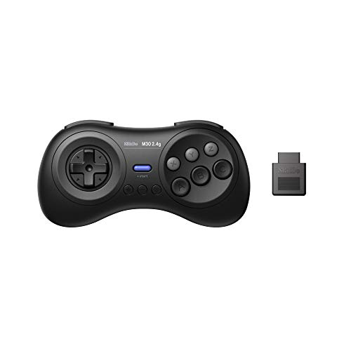 8Bitdo M30 2.4G Wireless Gamepad for the