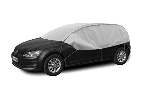 Winter M-L Schutzplane Sonnenplane Schutz vor Sonne und Frost geeignet für Renault Captur ab 2013 Halbgarage