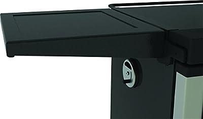 Masterbuilt MB20101613 20101613 Smoker Side Shelf, 13 Inch, Black