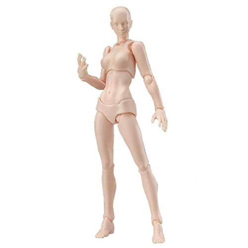 LAVALINK Action Figure Toy Model Max Factory Figma Archetype Next Female Action Figure Flesh Colored Version