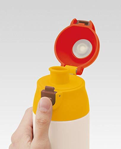 スケーター調乳用保温保冷ステンレスボトルプースケッチブックくまのプーさんディズニー500mlSMIB5