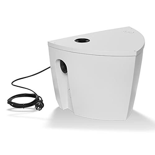 Kompakte KSB Hebeanlage Ama Drainer Box für Grauwasser mit Anti-Überlauf-System