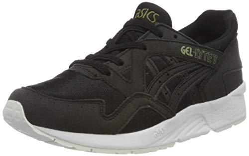 ASICS Unisex-Kinder Gel Lyte V PS C540N-9086 Sneaker, Mehrfarbig (Black 001), 33 EU