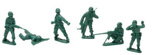 Schylling Green Army Men GAM