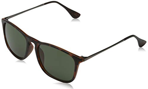 Jack & Jones JACMAVERICK Sunglasses Noos Gafas, Bistre, One Size para Hombre