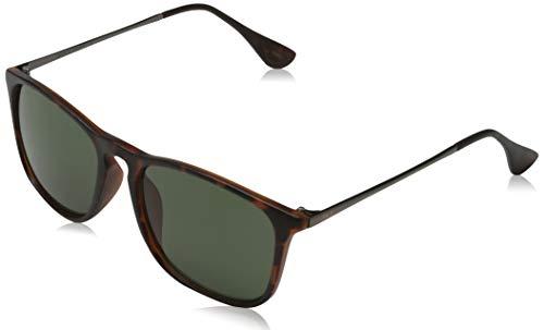 Jack & Jones JACMAVERICK Sunglasses Noos Gafas, Bistre, One Size para Hombre