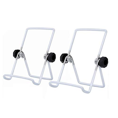 OYOY Stainless Steel Sprouting Stands, Sprouting Holder for 32OZ/16OZ Mason Jar Lid Holder. Used to Make Sprouts, Broccoli, Lentil Seeds. Also Used to Phone iPad Tablet Stand. Not Include Jar. 2 Pack