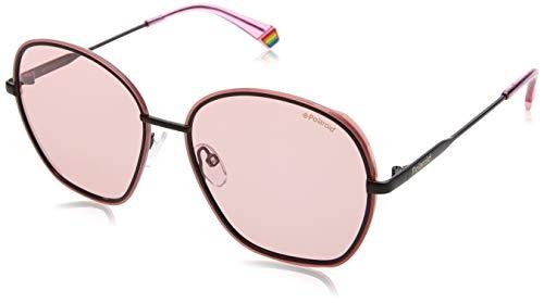 Polaroid PLD 6113/S Gafas, 35J, 56 para Mujer