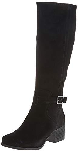 Koolaburra by UGG Women's Madeley Boot, Black, 38 EU