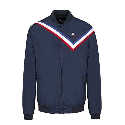 Le Coq Sportif Veste Tricolore Bomber n°1