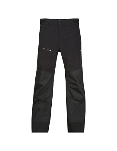 Hombre Bergans Storen Pants–Pantalón, color negro, tamaño medium