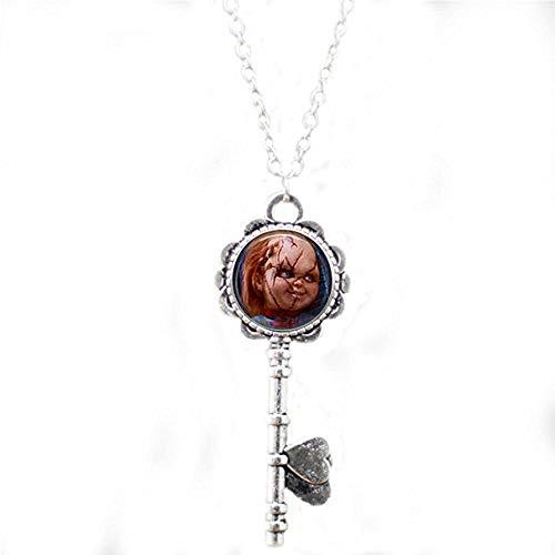 bab Chucky & Tiffany Schlüsselanhänger