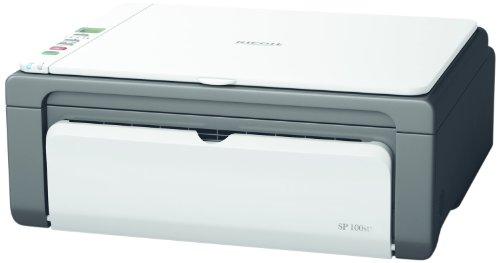 Ricoh Aficio 100SU e BW Laser Printer with Scanner and Copier