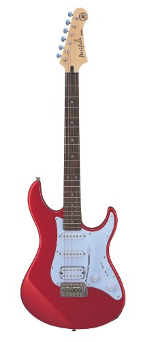 Yamaha Pacifica Series PAC012 Electric Guitar; Metallic Red